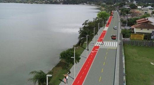 avenida das rendeiras foto de infraestrutura