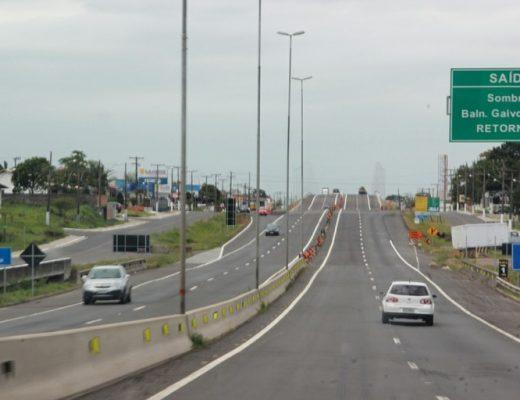 BR-101 Santa Catarina Palhoça