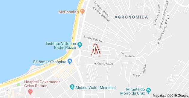 Morro da Cruz Rua Doutor Armando Valério de Assis
