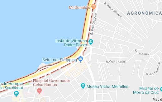 Avenida Beira-Mar Norte