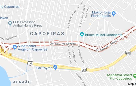 Avenida Governador Ivo Silveira