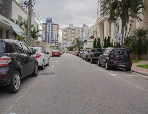Zona Azul em São José