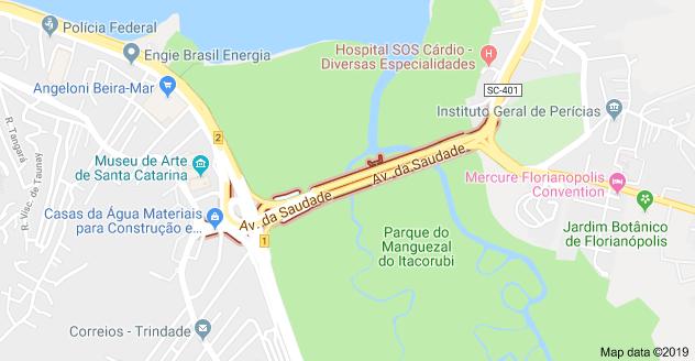 Avenida da Saudade