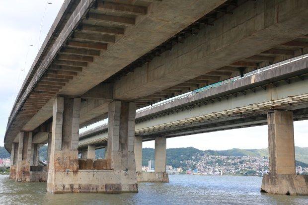 Manutenção das pontes
