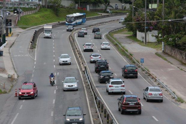 Rodovia SC-401 Florianópolis