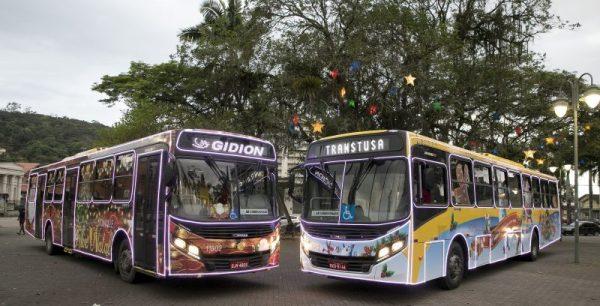 Ônibus Natalinos Joinville