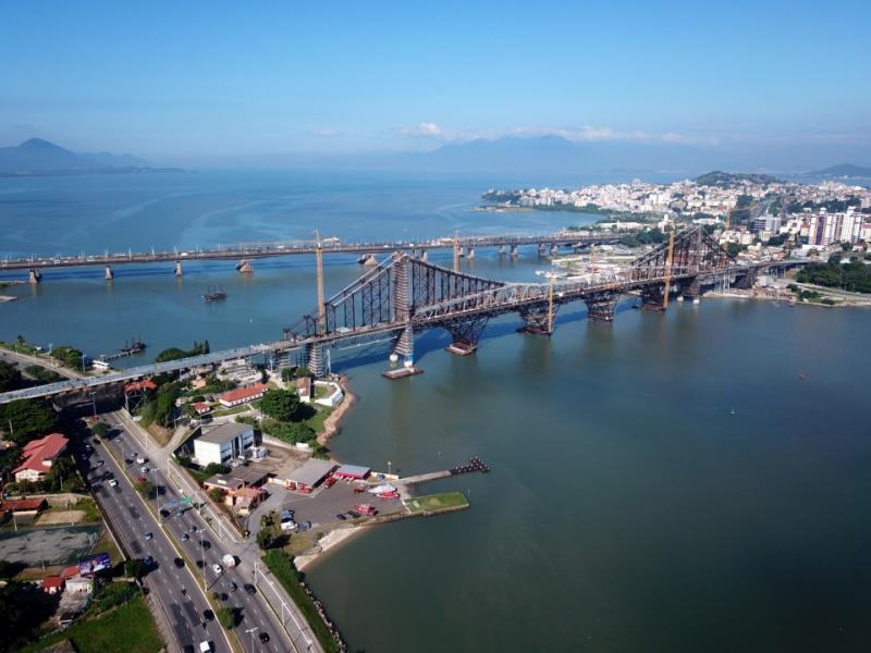 Nova Ponte Hercílio Luz