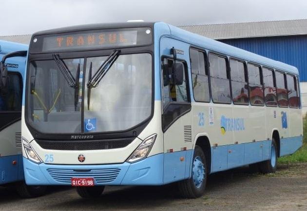 Ônibus em Lages