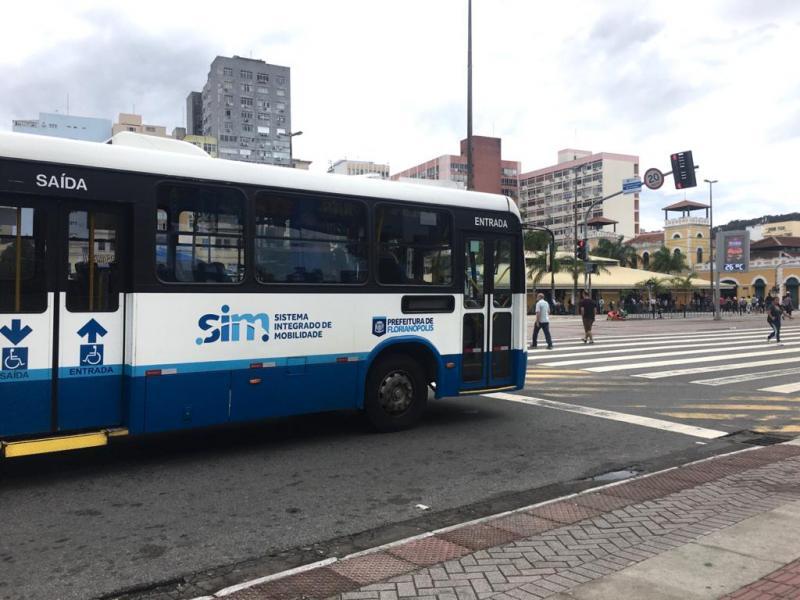 Ônibus para o Aeroporto de Florianópolis