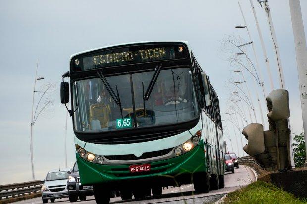 Integração do transporte coletivo
