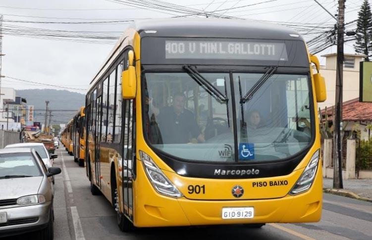 Ônibus Itajaí