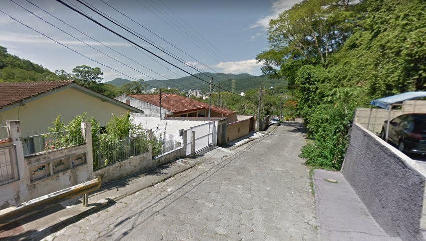 Rua Sebastião Laurentino da Silva