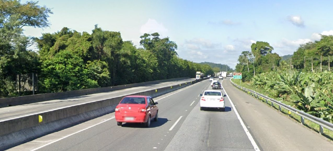 BR-101 Joinville km 26
