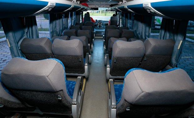 Ônibus Viagem Intermunicipal